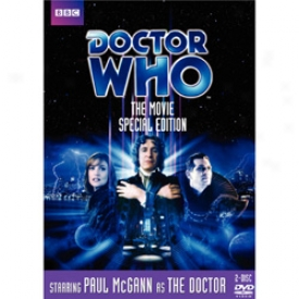 Dotcor Who The Movie Special Edition Dvd