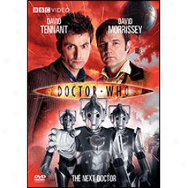 Doctor Who The Next Doctor (2008 Christmas Special) Dvd