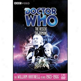 Doctor Who The Rescue/the Romans Dvd