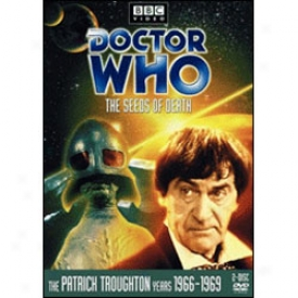 Doctor Who The Seeds Of Death Dvd