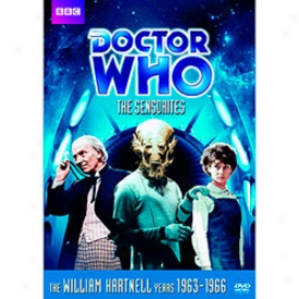Doctor Who The Sensorites Dvd