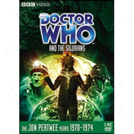 Doctor Who The Silurians Dvd