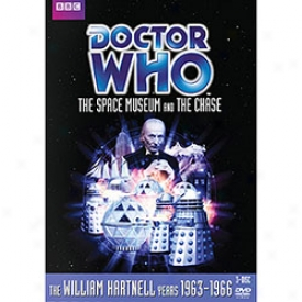 Doctor Who The Space Muaeum & The Chase Dvd