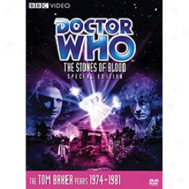 Doctor Who The Stones Of Blood Special Edition Dvd