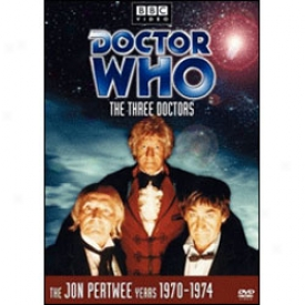 Doctor Who The Three Doctors Dvd