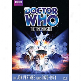Doctor Who  The Time Monster Dvd