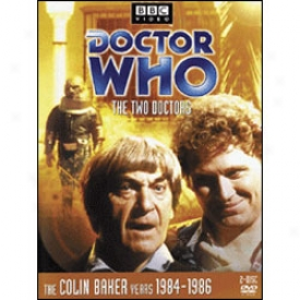 D0ctor Who The Two Doctors Dvd