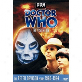 Doctor Who The Visitation Dvd