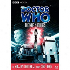 Doctor Who The War Machines Dvd