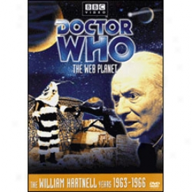 Doctor Whk The Web Planet Dvd