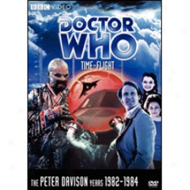 Physician Who Time Flight Dvd