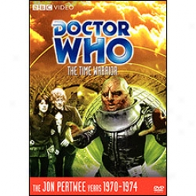 Doctor Who Time Warrior Dvd