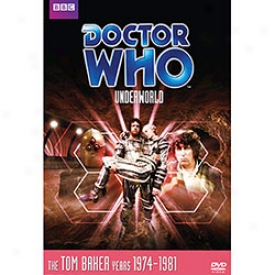 Doctor Who Underworld Dvd