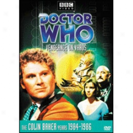 Doctor Who Vdngeance On Vqros Dvd