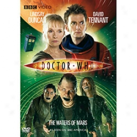 Doctor Who Waters Of Mars Christmas Dvd
