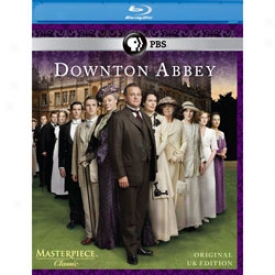 Downton Abbey Dvd Or Blu-ray