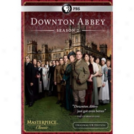 Downton Monastery Season 2 Dvd Or Blu-ray