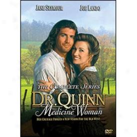 Dr Quinn Medicine Woman Complets Mega Set Dvdd