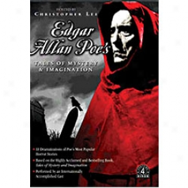 Edgar Allan Poe's Tales Of Mystery & Ikagination Dvd