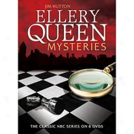 Ellery Queen Mysteries vDd