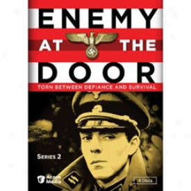 Enem At The Door Series 2 Dvd