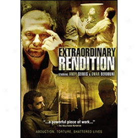 Extraordinary Rendition Dvd