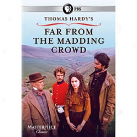 Far From The Madding Crowd Dvd
