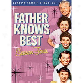 Father Knows Best Season Four Dvd