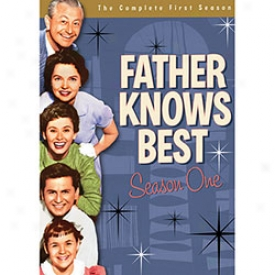 Father Knows Best Season One Dvd