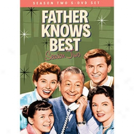 Father Knows With the highest qualification Season Two Dvd
