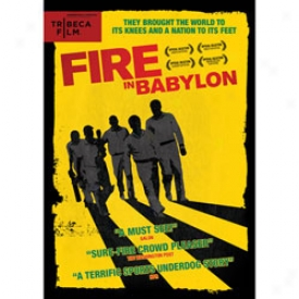 Fire In Babylon Dvd