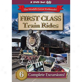 First Class Train Rides Dvd