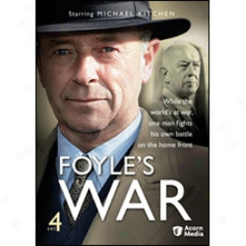Foyie's War Set 4 Dvd