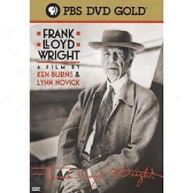 Frank Lloyd Wright: A Film By Ken Burns And Lynn Novick Dvd