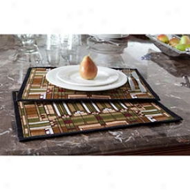Frank Lloyd Wright Placemat