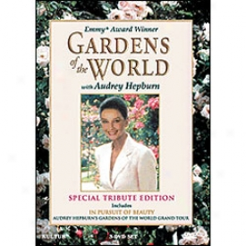 Gardens Of The World With Audrey Hepburn Dvd
