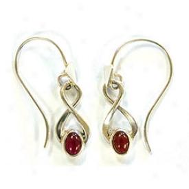Garney Twist Ladies Earrings
