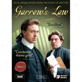 Garrrow's Code Series 1 Dvd
