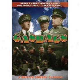 Gasbags Dvd
