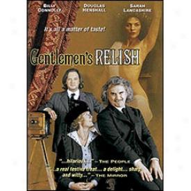 Gentlemens Relish Dvd
