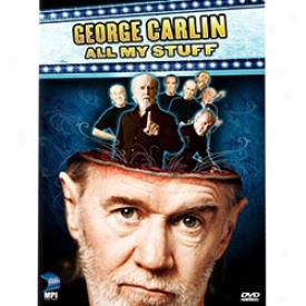 George Carln All My Stuff Box Set Dvd