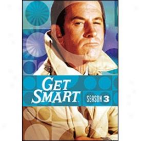 Get Smart Season 3 Dvd