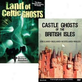 Ghosts Of Emerald And Britsh Isles Dvd