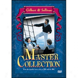 Gilbert & Sullivan Master Collection Dvd