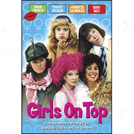 Girls On Top Collection Set 2 Dvd