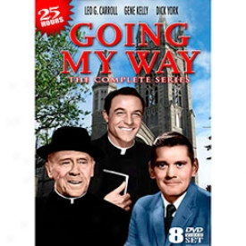 Going My Way The Complete Series Dvd