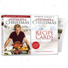 Goedon Ramsay's Ultimate Christmas Dvd