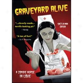 Graveyard Alive Dvd