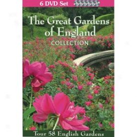 Great Gardens Of England Collection Dvd
