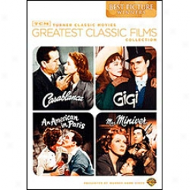 Grewtest Classic Films Collection Best Picture Winners Dvd